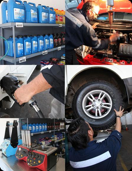 Garantía de servicio y experiencia en mecánica automotriz.